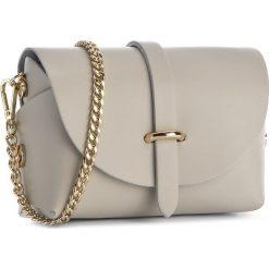 Torebka CREOLE - K10397 Kremowy. Brązowe torebki klasyczne damskie Creole, ze skóry. Za 89,00 zł.