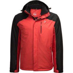 Kurtka narciarska męska KUMN602 - czerwony - Outhorn. Czerwone kurtki męskie pikowane Outhorn, m. Za 299,99 zł.