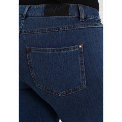Ashley Graham x Marina Rinaldi IDRASTE Jeans Skinny Fit hellblau. Niebieskie jeansy damskie relaxed fit Ashley Graham x Marina Rinaldi, z bawełny. W wyprzedaży za 923,30 zł.