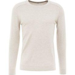 Swetry klasyczne męskie: Filippa K Sweter sand paper melange