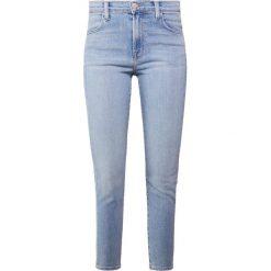 J Brand ALANA Jeans Skinny Fit surge. Szare jeansy damskie relaxed fit marki J Brand, z bawełny. W wyprzedaży za 772,85 zł.