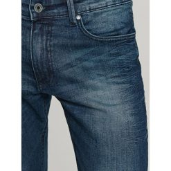 Jeansy slim fit - Granatowy. Niebieskie jeansy damskie relaxed fit Reserved. Za 149,99 zł.