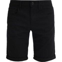 GStar 3301 SLIM 1/2 Szorty jeansowe black. Czarne spodenki i szorty męskie G-Star, z bawełny. Za 369,00 zł.