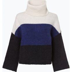 ONLY - Sweter damski – Onljeana, niebieski. Niebieskie swetry klasyczne damskie ONLY, l. Za 179,95 zł.