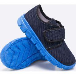 Superfit - Tenisówki dziecięce. Niebieskie tenisówki męskie marki Superfit, z gumy. W wyprzedaży za 99,90 zł.