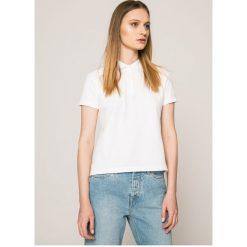Calvin Klein Jeans - Top. Szare topy damskie Calvin Klein Jeans, l, z bawełny. W wyprzedaży za 139,90 zł.