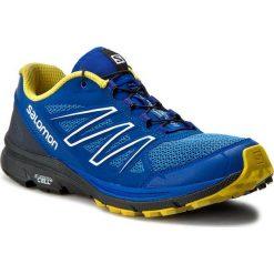 Buty sportowe męskie: Buty SALOMON – Sense Marin 392483 27 W0 Nautical Blue/Ombre Blue/Empire Yellow