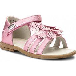 Sandały dziewczęce: Sandały NELLI BLU – C17SS268-2 Różowy 1
