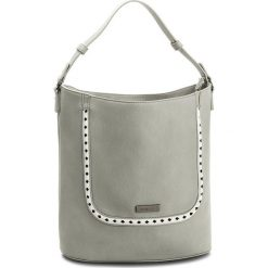 Torebka MONNARI - BAG5260-019 Grey. Szare torebki klasyczne damskie marki Monnari, ze skóry ekologicznej, duże. W wyprzedaży za 129,00 zł.