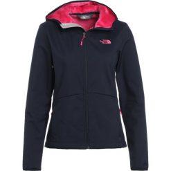 The North Face TANKEN Kurtka Softshell urban navy/pink. Niebieskie kurtki sportowe damskie marki The North Face, xs, z materiału. W wyprzedaży za 359,40 zł.