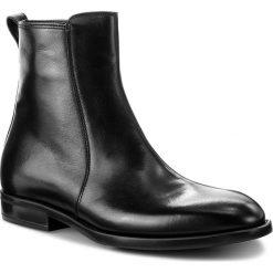 Kozaki ALDO BRUÈ - AB407DL-VNSP Nero. Czarne buty zimowe męskie Aldo Bruè, ze skóry. W wyprzedaży za 1509,00 zł.