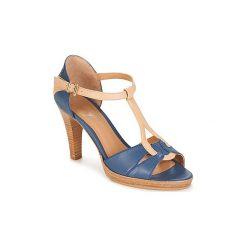 Sandały Betty London  CRETA. Niebieskie sandały damskie marki Betty London. Za 329,00 zł.