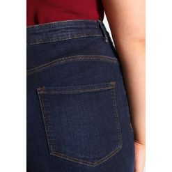 Dorothy Perkins Curve Jeans Skinny Fit indigo authentic. Niebieskie jeansy damskie relaxed fit Dorothy Perkins Curve. Za 199,00 zł.