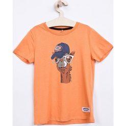 T-shirty chłopięce z nadrukiem: Name it – T-shirt dziecięcy 122-164 cm