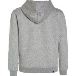 Bluzy chłopięce: DC Shoes ATTITUDE Bluza z kapturem grey heather