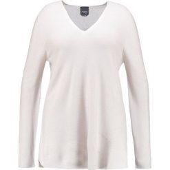 Swetry klasyczne damskie: Persona by Marina Rinaldi ALTO Sweter light grey