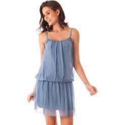 Sukienki balowe: Sukienka w kolorze niebieskim