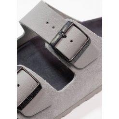 Kapcie męskie: Birkenstock ARIZONA Kapcie asphalt grey