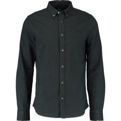Koszule męskie na spinki: Burton Menswear London OXFORD    Koszula green