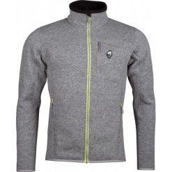 High Point Sweter Męski Skywool 3.0 Sweatshirt Grey M. Białe swetry klasyczne męskie marki Bambi, l, z nadrukiem, z okrągłym kołnierzem. Za 509,00 zł.