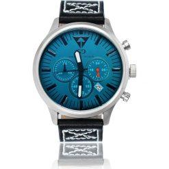 Zegarek Giacomo Design Elegancki męski GD03005. Szare zegarki męskie Giacomo Design. Za 569,00 zł.