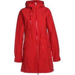 Bergans HELLA LADY COAT Parka red/strawberry. Czerwone kurtki sportowe damskie Bergans, xs, z materiału. W wyprzedaży za 648,45 zł.