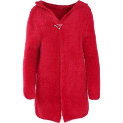 Swetry damskie: Czerwony Kardigan In The Sunshine