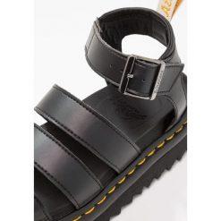 Buty: Dr. Martens VEGAN BLAIRE Sandały na platformie black felix