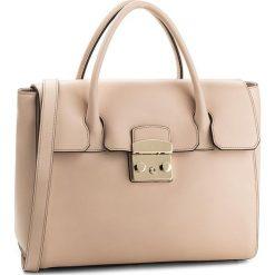 Torebka FURLA - Metropolis 941780 B BGZ8 VFO Magnolia. Czarne torebki klasyczne damskie marki Furla. W wyprzedaży za 1109,00 zł.