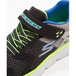 Skechers GO RUN 400 Tenisówki i Trampki black/charcoal/royal/lime. Szare tenisówki męskie marki Skechers, z materiału. Za 179,00 zł.