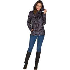 Odzież damska: Bluza w kolorze czarno-białym