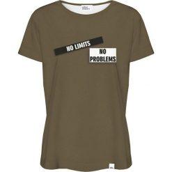 Colour Pleasure Koszulka damska CP-030 270 zielona r. XS/S. T-shirty damskie Colour pleasure, s. Za 70,35 zł.