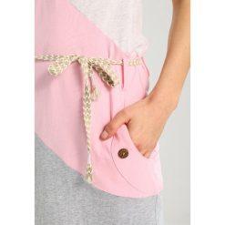 Odzież damska: Ragwear TAG BLOCK A ORGANIC Sukienka z dżerseju pink