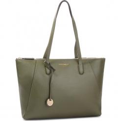 Torebka COCCINELLE - CF8 Clementine Soft E1 CF8 11 01 01 Caper G02. Zielone torebki klasyczne damskie marki Coccinelle, ze skóry. Za 1249,90 zł.