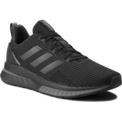 Buty adidas - Questar Tnd B44799 Cblack/Cblack/Grefiv. Czarne buty do biegania męskie marki Asics. W wyprzedaży za 279,00 zł.