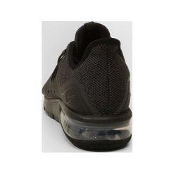 Nike Performance AIR MAX SEQUENT 3 Obuwie do biegania treningowe black/anthracite. Czarne buty do biegania męskie Nike Performance, z materiału. Za 399,00 zł.