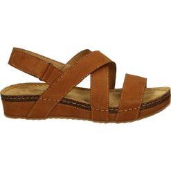 Sandały damskie: Sandały – 811221721 TAN