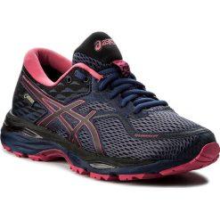 Buty ASICS - Gel-Comulus 19 G-Tx GORE-TEX T7C7N 4990. Niebieskie buty do biegania damskie marki Asics, z gore-texu. W wyprzedaży za 399,00 zł.