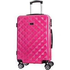 Walizki: Walizka w kolorze różowym – 101 l