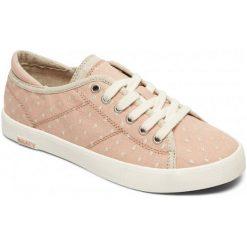 Roxy Tenisówki Damskie North Shore J Shoe Bsh, Blush 37. Różowe tenisówki damskie Roxy. Za 235,00 zł.