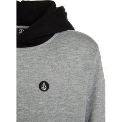 Volcom DIVISION Bluza z kapturem grey. Szare bluzy chłopięce Volcom, z bawełny, z kapturem. Za 199,00 zł.