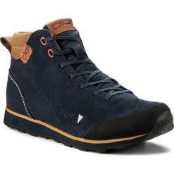 Buty trekkingowe chłopięce: Trekkingi CMP – Kids Elettra Low Hikings Shoes 38Q9884J Black Blue N950