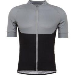 POC ESSENTIAL XC ZIP TEE Tshirt z nadrukiem steel grey. Szare koszulki sportowe męskie POC, m, z materiału. Za 419,00 zł.
