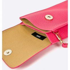 Answear - Torebka. Szare torebki klasyczne damskie ANSWEAR, w paski, z materiału, małe. W wyprzedaży za 47,90 zł.