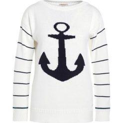 Swetry klasyczne damskie: Barbour WESTER Sweter cloud/navy