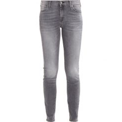 Rurki damskie: 7 for all mankind Jeansy Slim Fit washed grey