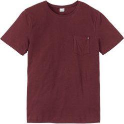 T-shirt Regular Fit bonprix czerwony klonowy. Czerwone t-shirty męskie marki bonprix, m. Za 44,99 zł.