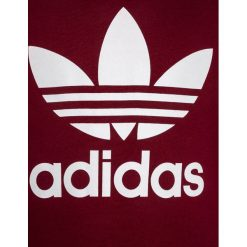 Adidas Originals CREW Bluza collegiate burgundy/white. Czerwone bluzy chłopięce marki adidas Originals, z bawełny. Za 179,00 zł.