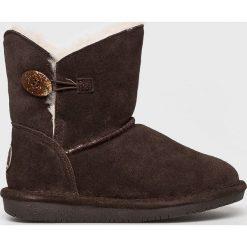 Buty zimowe damskie: Bearpaw - Śniegowce Rosie
