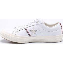 Converse - Tenisówki. Szare tenisówki męskie Converse, z materiału, na sznurówki. W wyprzedaży za 299,90 zł.